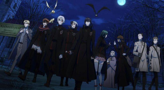 Gray-man Hallow - 01 [First Look] - Anime Evo